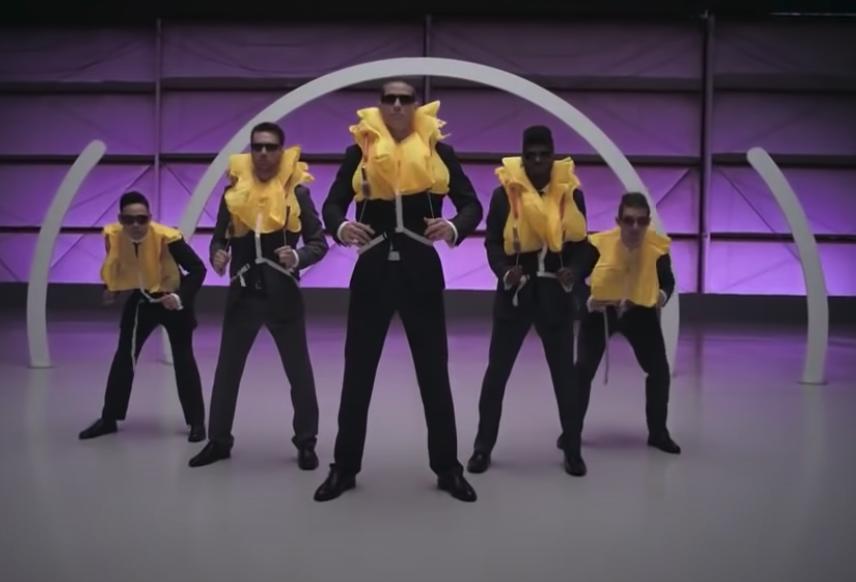 Virgin AmericaのSafety Videoでとびきりのミュージカルが見られるぞ!