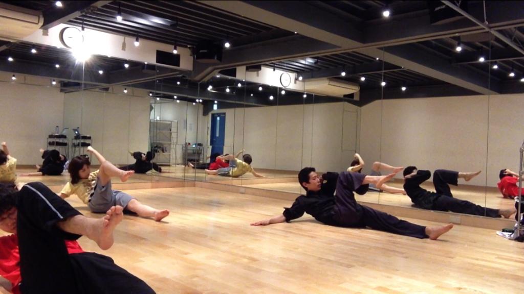ジャズダンスの基礎練習を無意識レベルまで落とし込む方法。