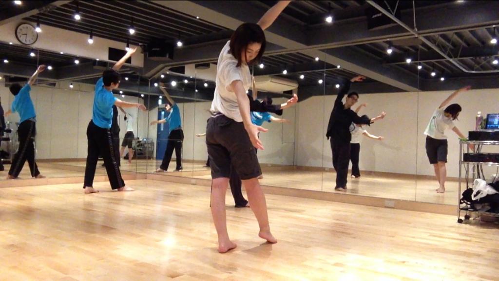 新宿でジャズダンスレッスンを1年間開催した結果。