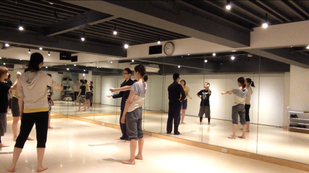 これがダンスコンビネーションの熟練度を計る、3つの状態だ。